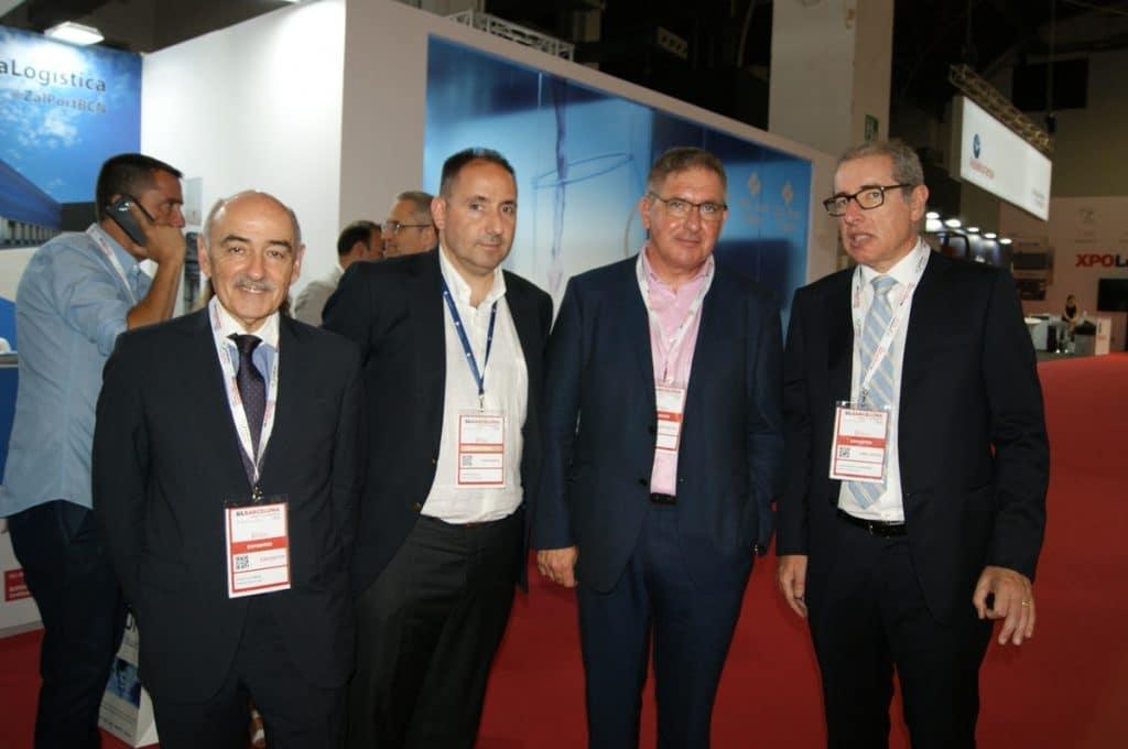 DSC03429 1024x680 - El puerto de Barcelona liderará la revolución smart port