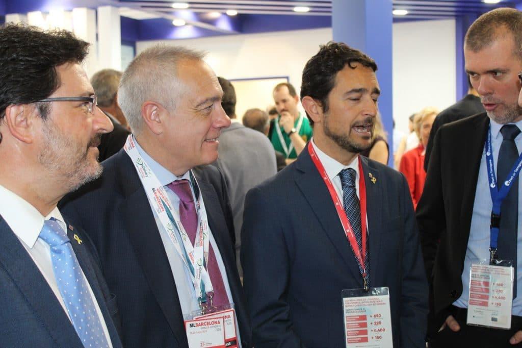 IMG 0544 2 1024x682 - El puerto de Tarragona  promociona su potencial logístico en el SIL