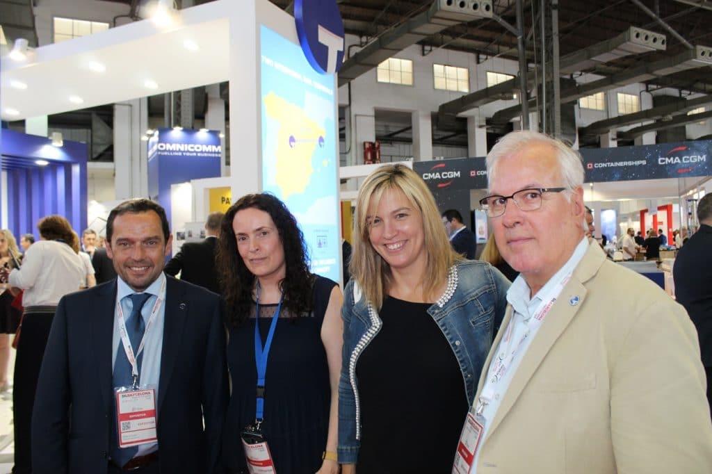 IMG 0548 1024x682 - El puerto de Tarragona  promociona su potencial logístico en el SIL