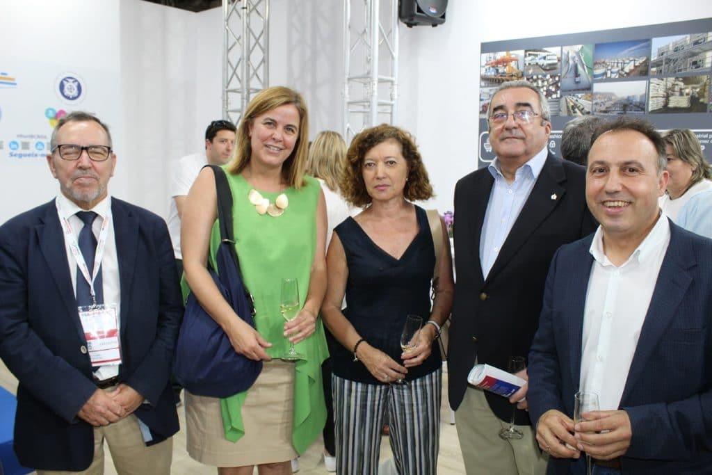 IMG 0709 1024x683 - El puerto de Barcelona liderará la revolución smart port
