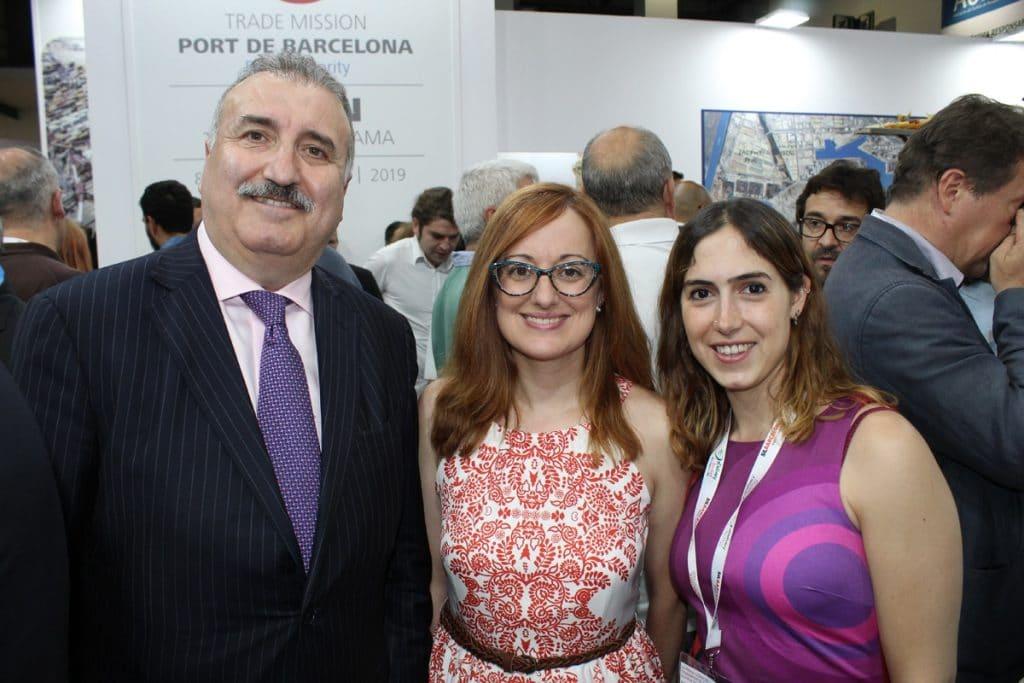 IMG 0719 1024x683 - El puerto de Barcelona liderará la revolución smart port