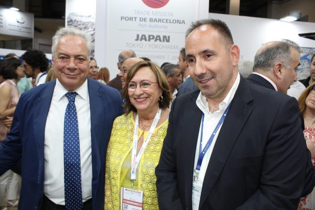 IMG 0721 1024x683 - El puerto de Barcelona liderará la revolución smart port