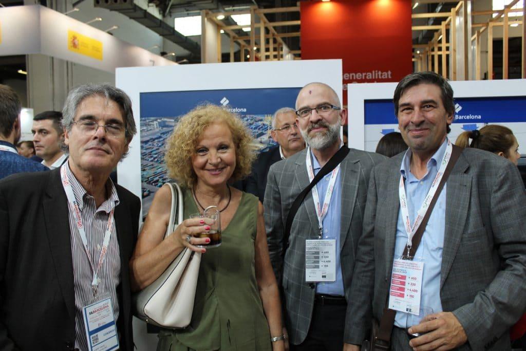 IMG 0732 1024x683 - El puerto de Barcelona liderará la revolución smart port