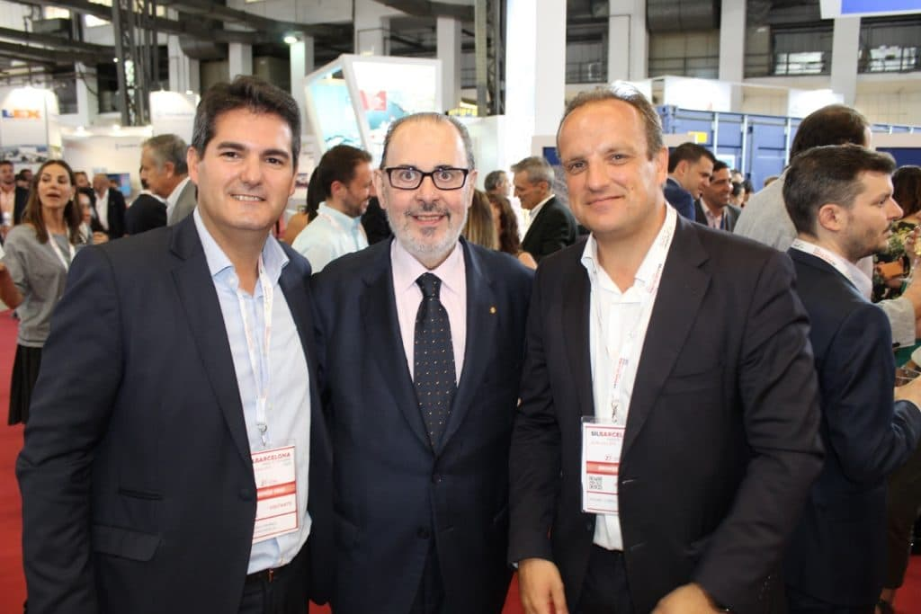 IMG 0740 1024x683 - El puerto de Barcelona liderará la revolución smart port