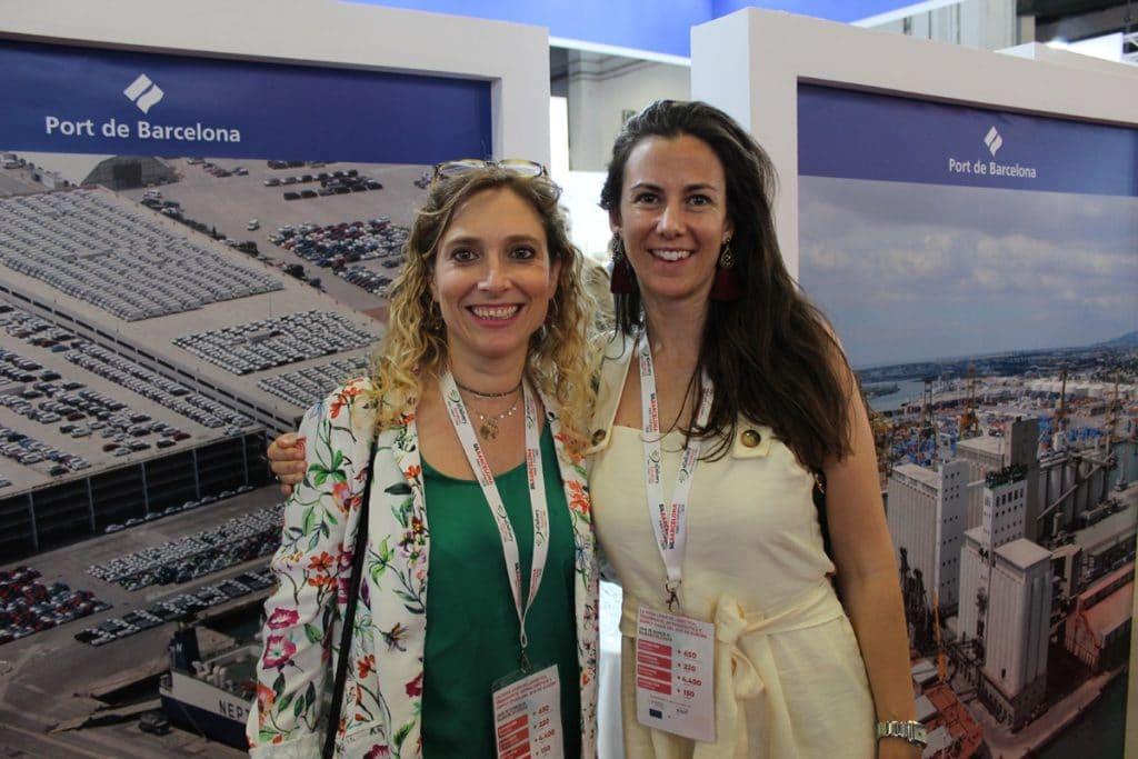 IMG 0747 1024x683 - El puerto de Barcelona liderará la revolución smart port