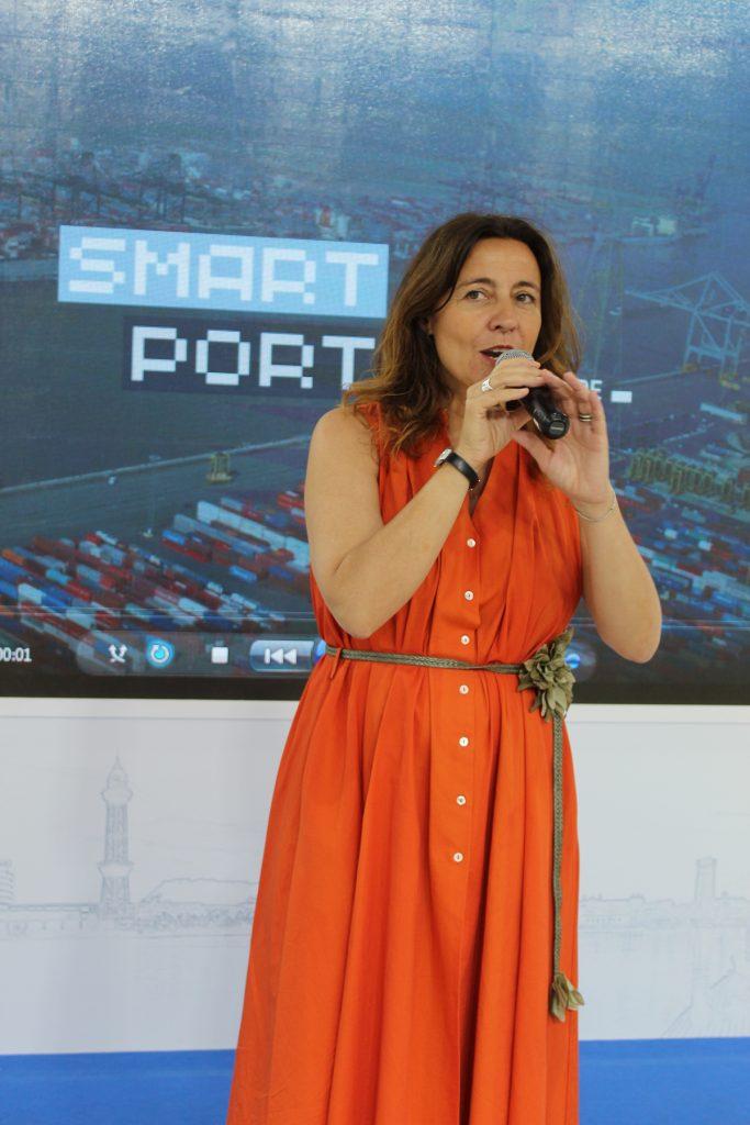 conesa 683x1024 - El puerto de Barcelona liderará la revolución smart port