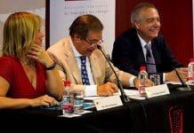 Pere-Navarro-participo-desayuno-Forum- Empresarial-del-Llobregat