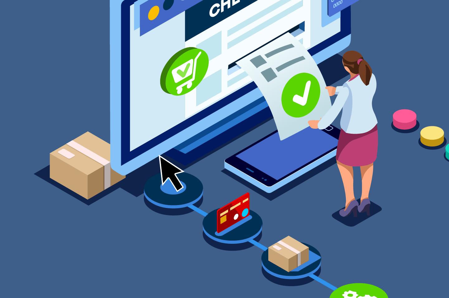 comercio electrónico y el coronavirus