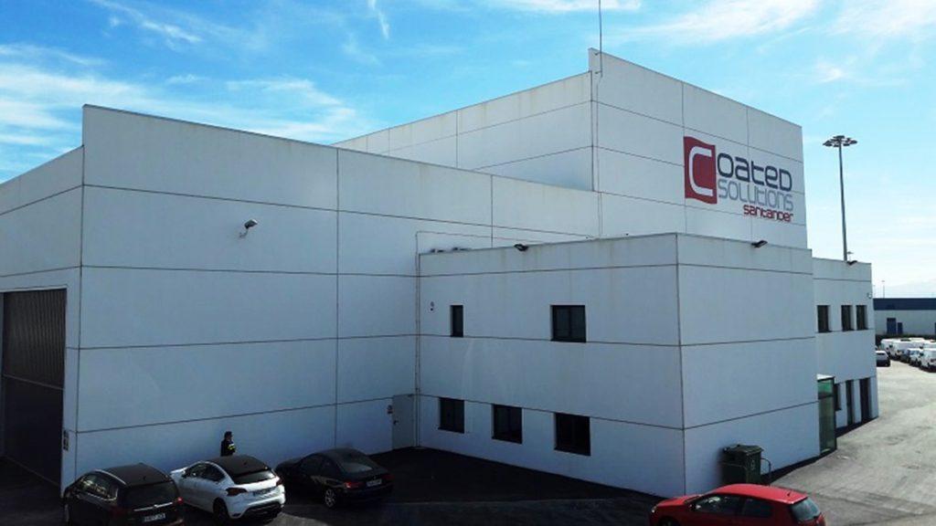 Instalaciones de Santander Coated Solutions