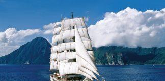 El Sea Cloud II ofrece cruceros exclusivos