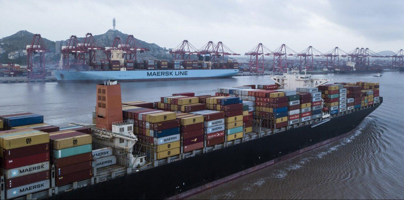Prevén un crecimiento moderado del movimiento global de contenedores en 2020