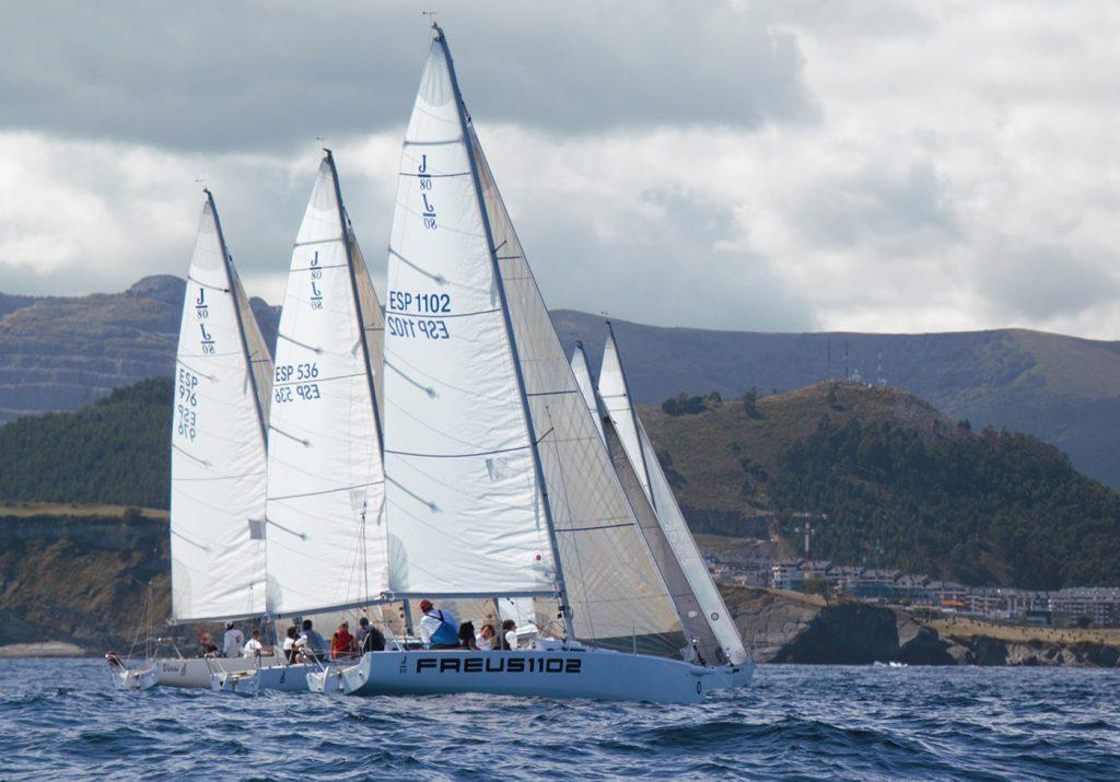Embarcaciones Copa Castro 2019