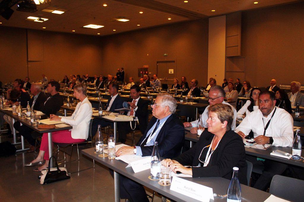 IMG 1455 min 1024x682 - Los logísticos del papel toman sus decisiones estratégicas en Tarragona