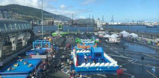 Dia del puerto Kai Jai 2019