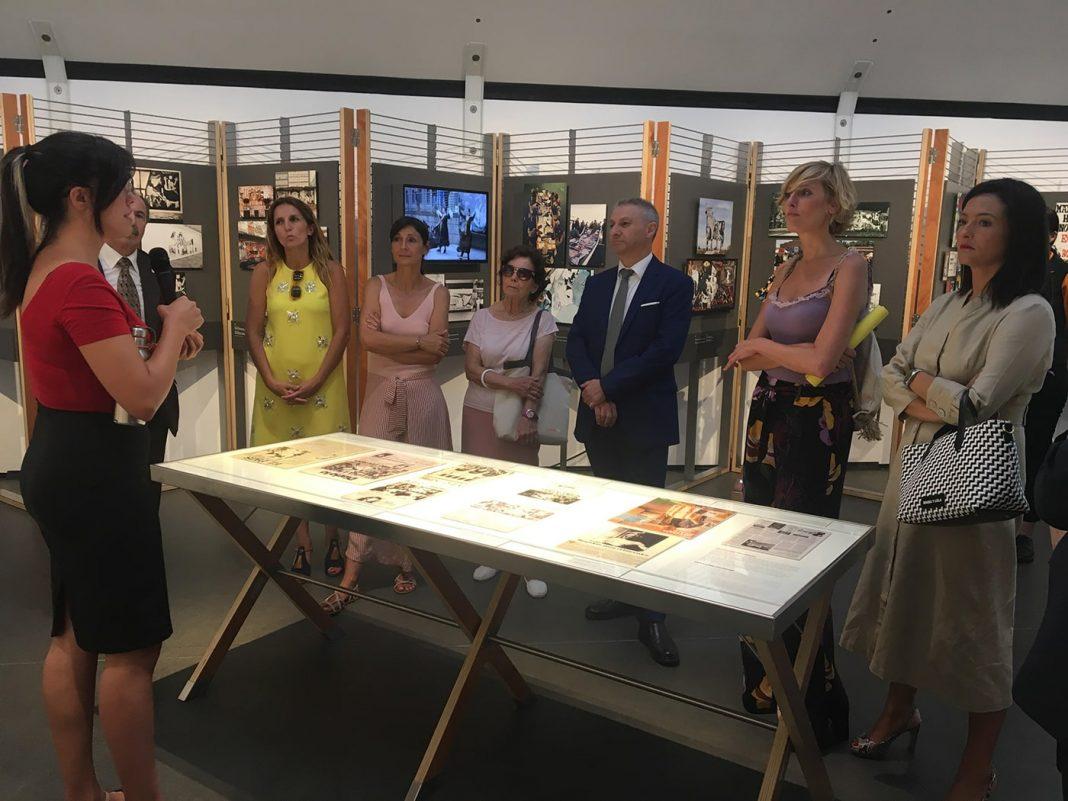 Exposición-Picasso-viaje-Guernica-puerto de Castellón