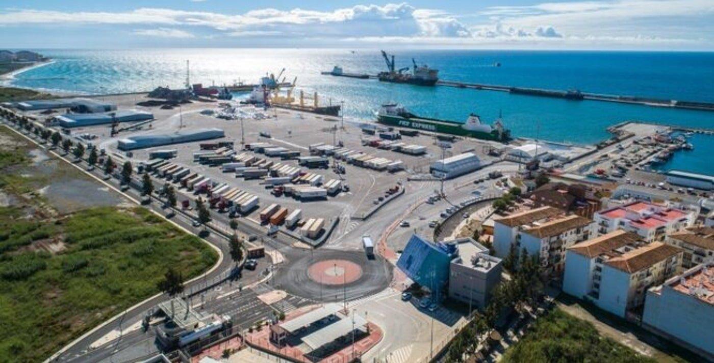 Un Estudio Confirma La Demanda Del Puerto De Motril Para Conectar Con La Red Ferroviaria El Canal Maritimo Y Logistico