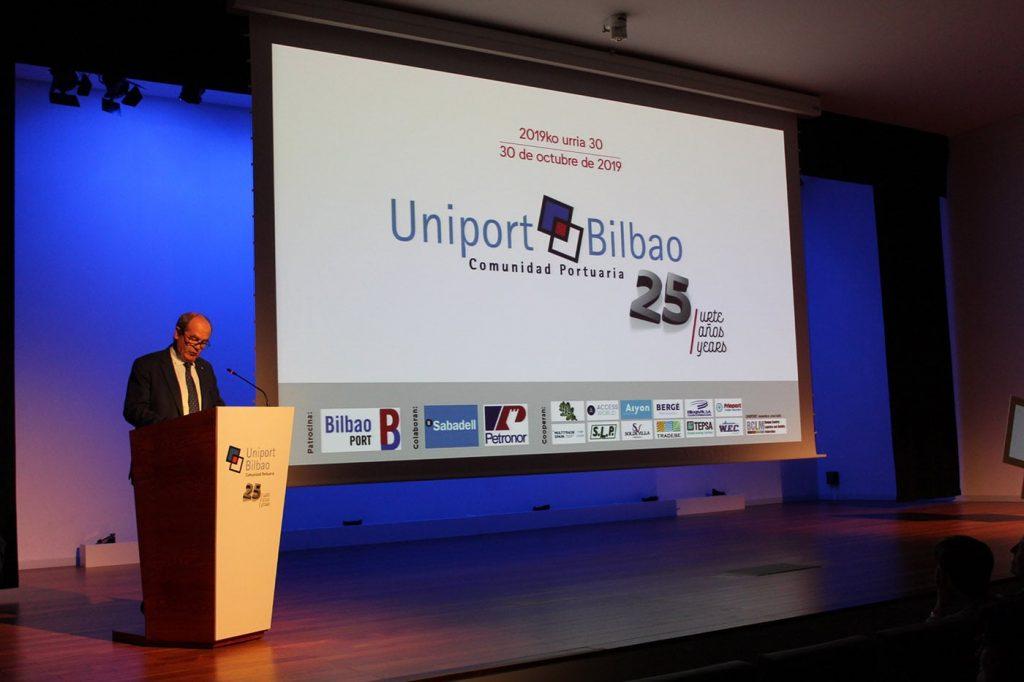 IMG 0356 min 1024x682 - UniportBilbao, 25 Aniversario de compromiso; la cooperación como valor
