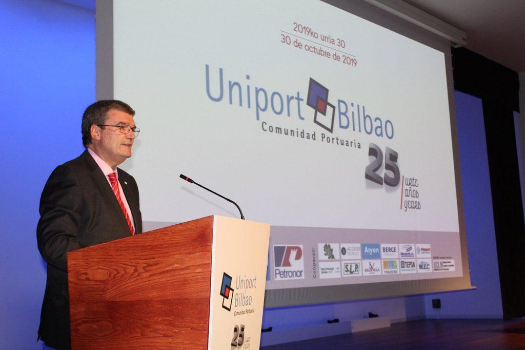 IMG 0362 min 1024x682 - UniportBilbao, 25 Aniversario de compromiso; la cooperación como valor