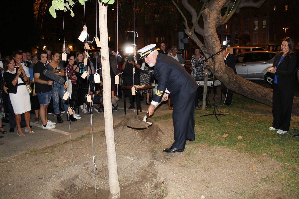 Facultat de Náutica de Barcelona 250 aniversario