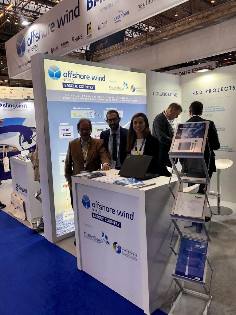 FMVCopenhague min 768x1024 - Presencia sectorial en WindEurope Offshore 2019