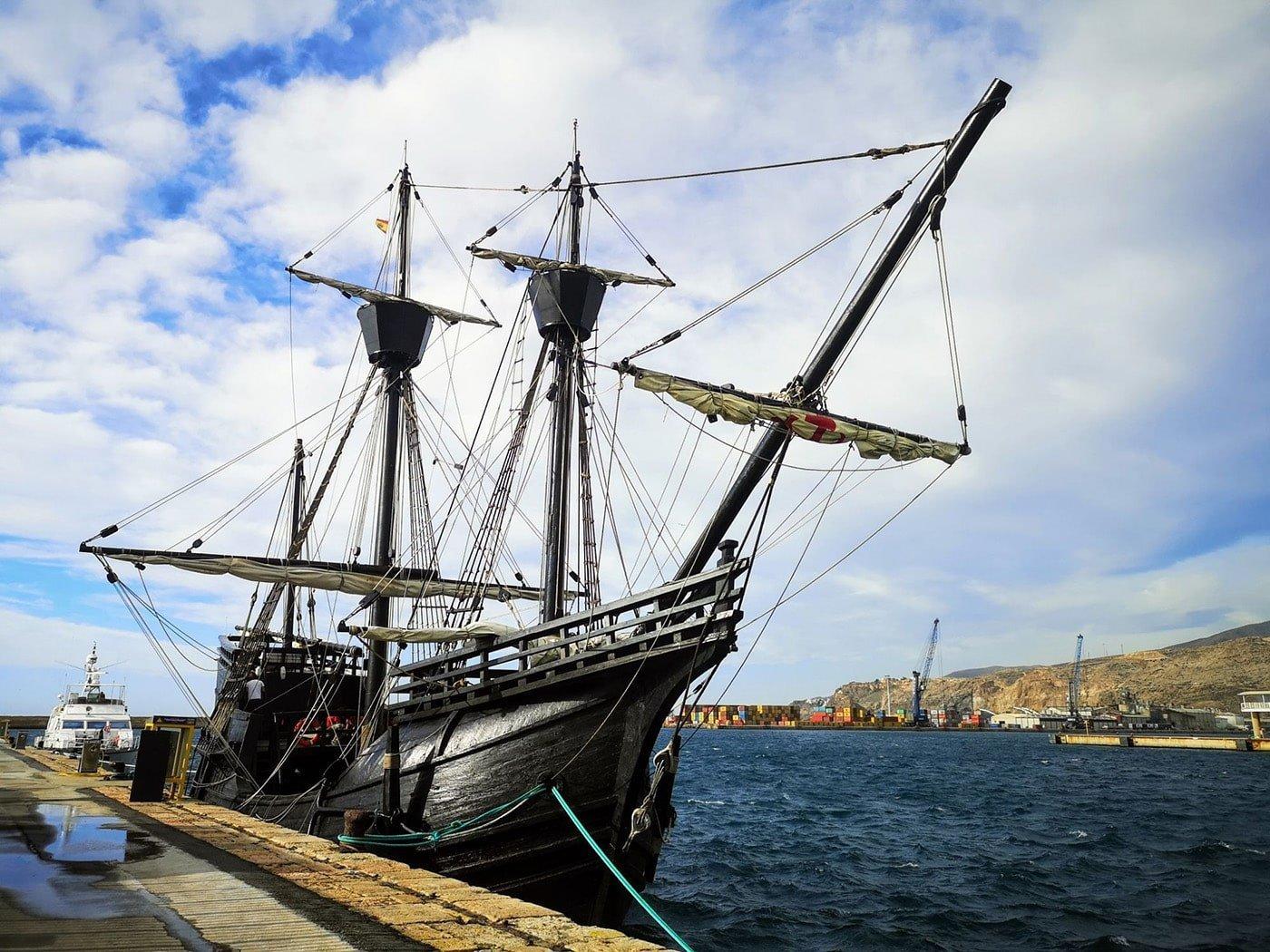 El puerto de Almería, protagonista cultural - El Canal Marítimo y Logístico