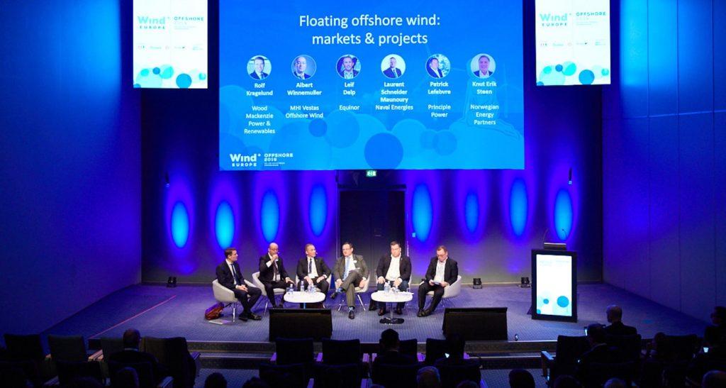 WindEurope1 min 1024x547 - Presencia sectorial en WindEurope Offshore 2019
