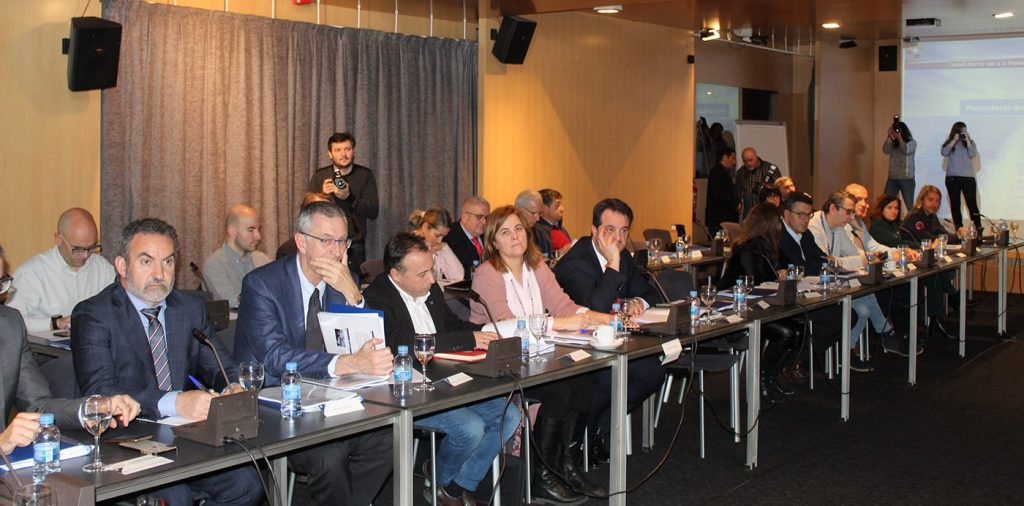 consejo rector del puerto de barcelona2 min 1024x506 - El puerto de Barcelona reafirma su compromiso con la emergencia climática y será neutro en emisiones en el 2050