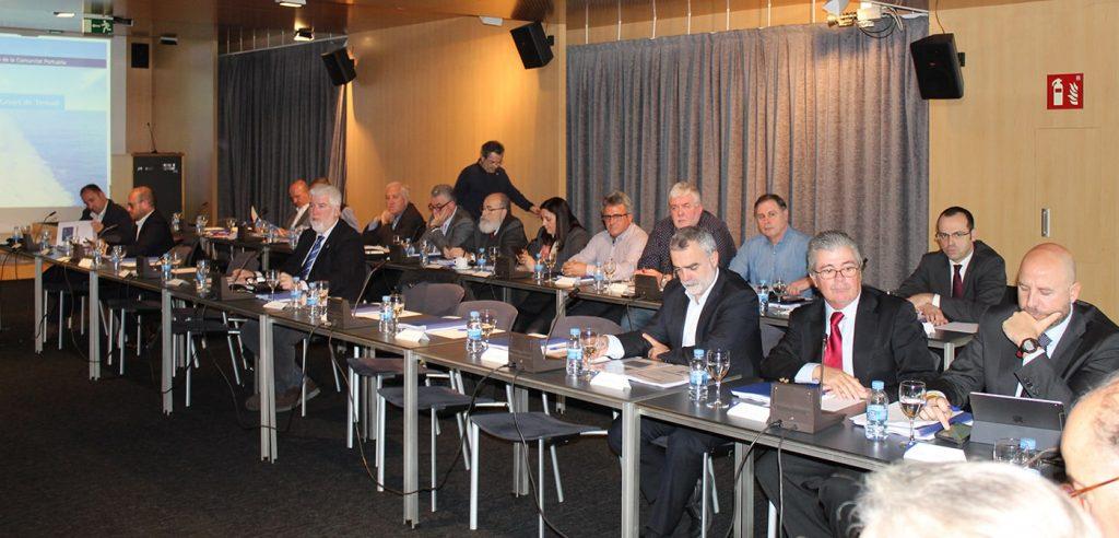 consejo rector del puerto de barcelona3 min 1024x492 - El puerto de Barcelona reafirma su compromiso con la emergencia climática y será neutro en emisiones en el 2050