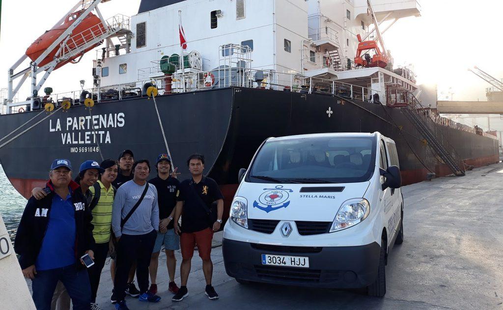 stella maris2 min 1024x632 - Cien años al servicio de la gente de mar