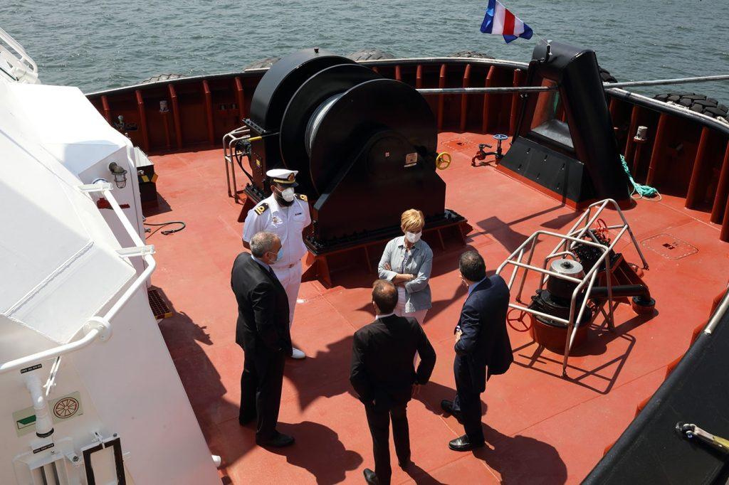 Ibaizabal 0127 min 1024x682 - El sector naval vasco confía en una mejora sustancial para el 2021