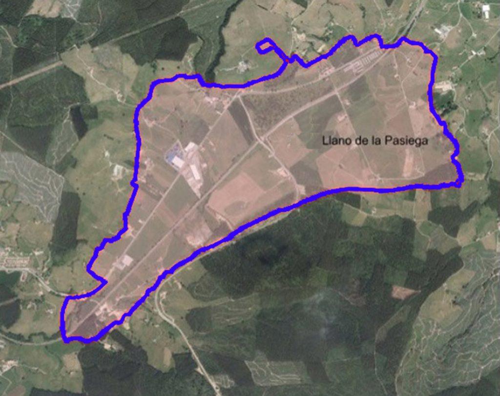 Pasiega 1024x811 - Nuevo impulso al proyecto logístico del Llano de la Pasiega