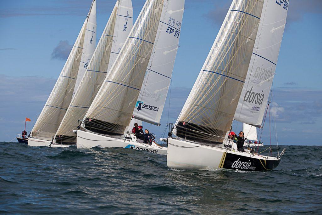 Dorsia Decoexsa min 1024x683 - Palmarés de la I International Women's Sailing Cup