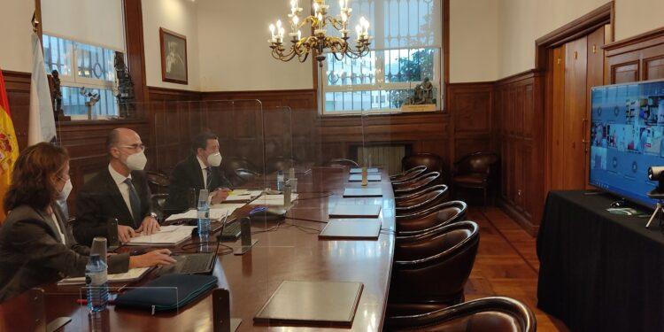 Consejo APV - El Puerto de Vigo cierra 2020 en positivo