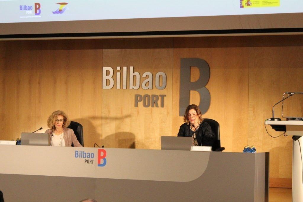IMG 1213 min 1024x683 - El puerto de Bilbao muestra su preparación ante el Brexit