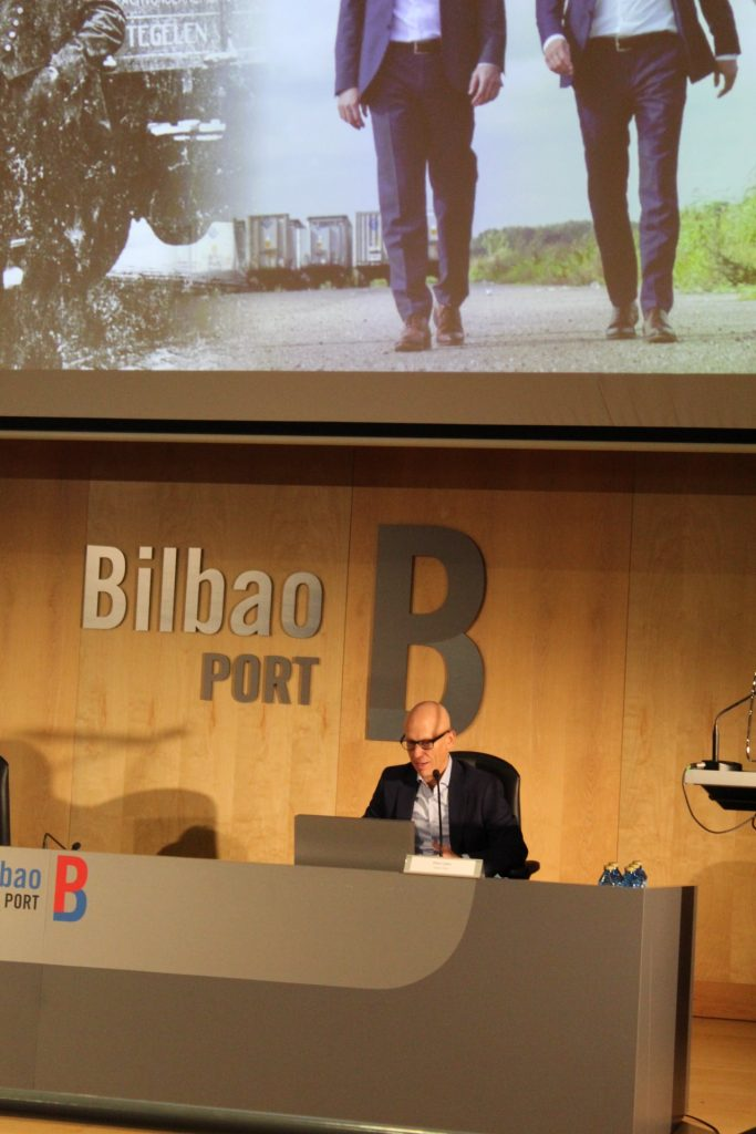 IMG 1216 min 683x1024 - El puerto de Bilbao muestra su preparación ante el Brexit