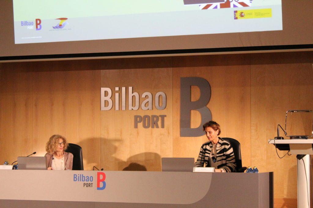 IMG 1221 min 1024x683 - El puerto de Bilbao muestra su preparación ante el Brexit