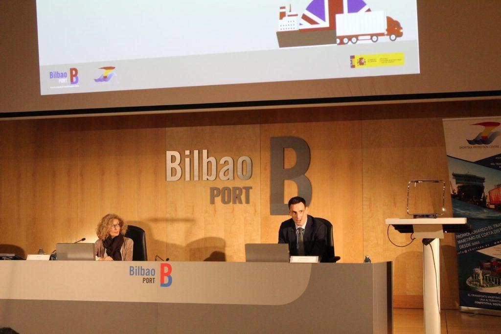 IMG 1230 min 1024x683 - El puerto de Bilbao muestra su preparación ante el Brexit