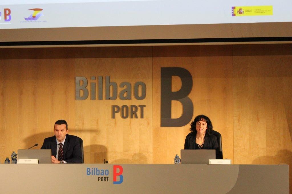 IMG 1234 min 1024x683 - El puerto de Bilbao muestra su preparación ante el Brexit