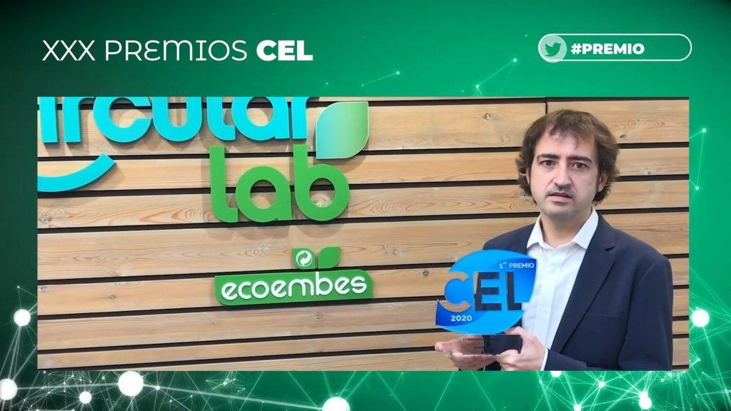 cel3 - Entrega de los Premios CEL a la excelencia logística