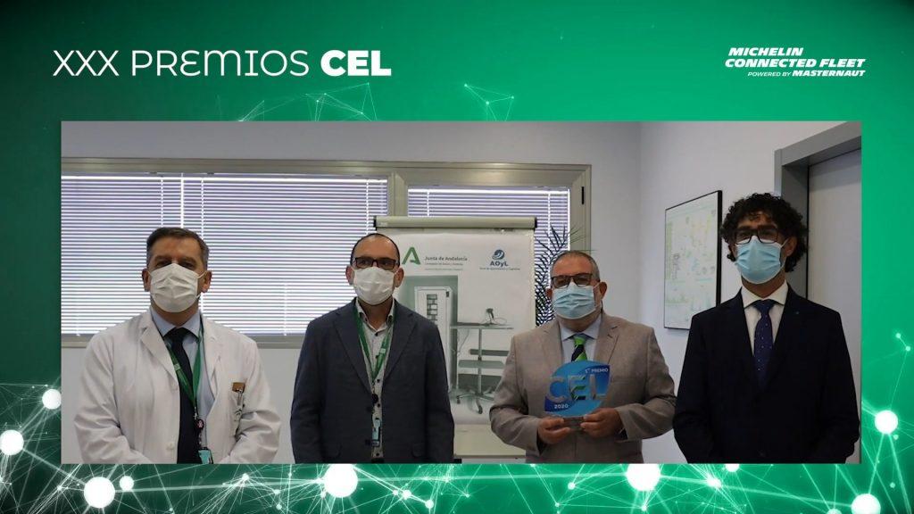 cel4 - Entrega de los Premios CEL a la excelencia logística