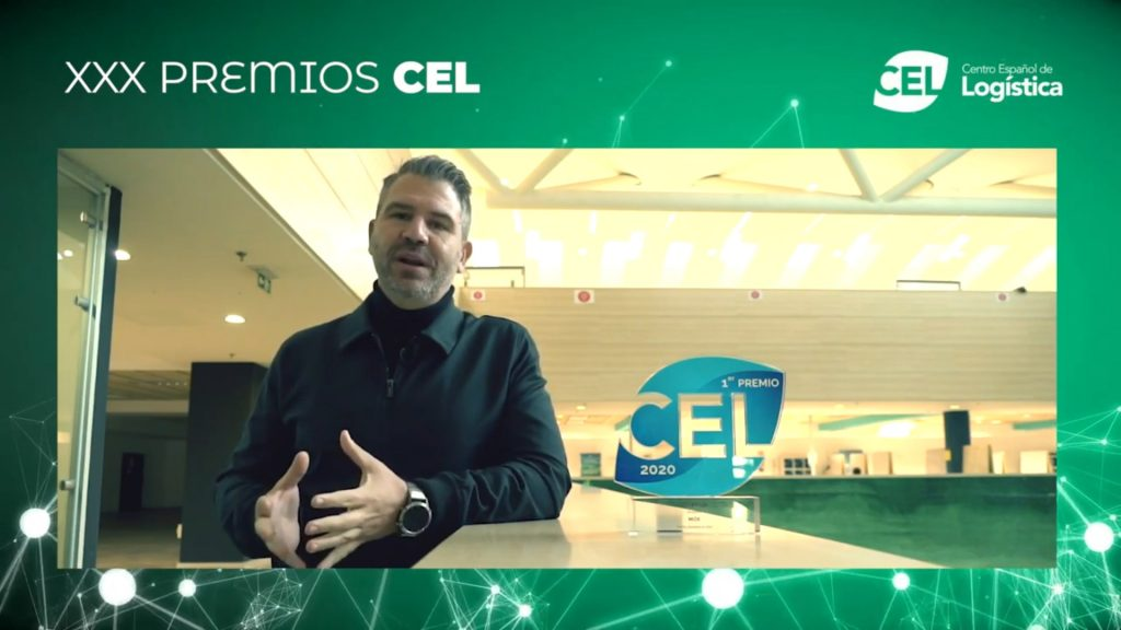 cel5 - Entrega de los Premios CEL a la excelencia logística