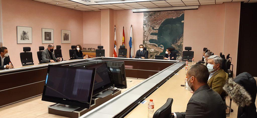 APS Comunidad Portuaria 1 1024x473 - El puerto de Santander creará un foro permanente con la comunidad portuaria