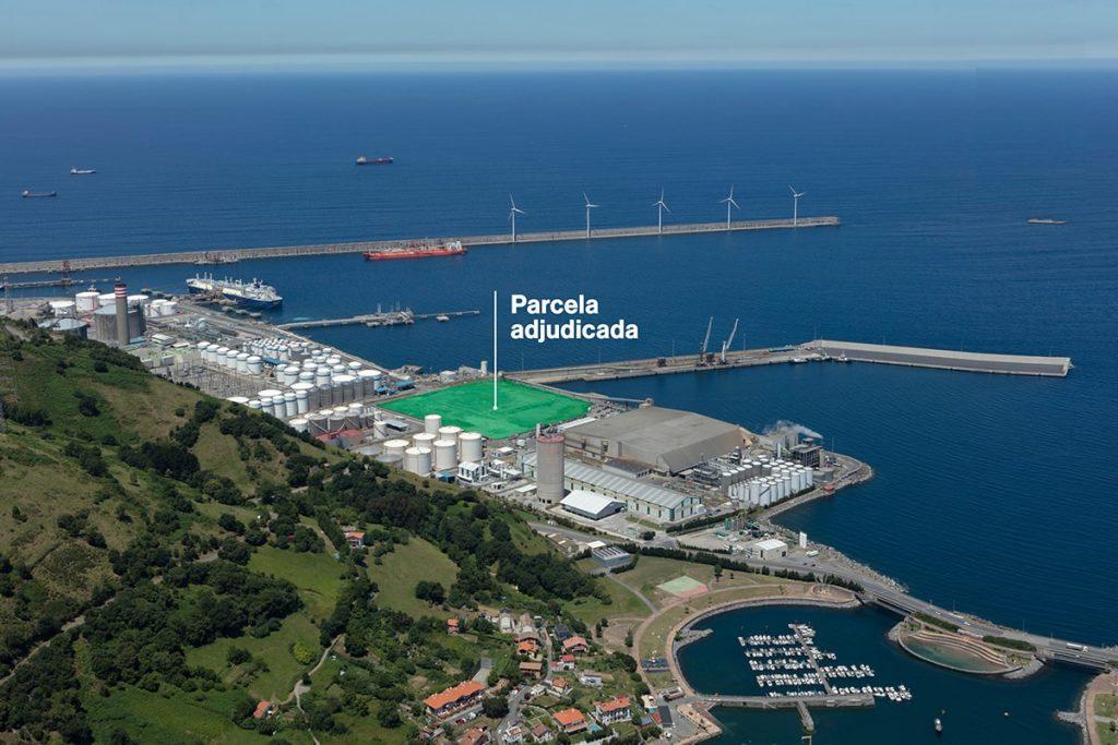 Parcela Punta Sollana min 1024x683 - El puerto de Bilbao fía su recuperación a la inversión público-privada