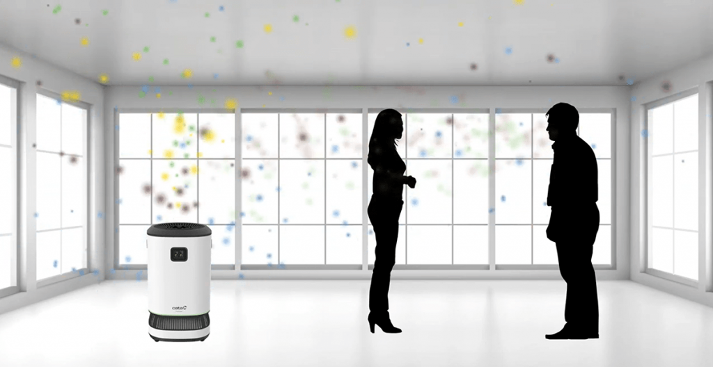 hipro2 min 1 1024x528 - HiPro presenta Cata Purifyer, el purificador antiCovid