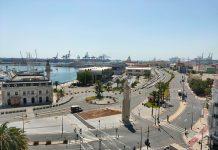 """El Ayuntamiento pretende convertir la Avenida del Puerto en """"un paseo al mar de Valencia"""""""