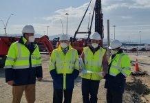 Comienzan las obras del silo de automóviles del puerto de Santander