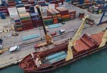 APM Terminals Valencia incorpora equipamiento bajo en emisiones