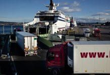 El short sea shipping descendió el 10% en España